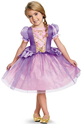Rapunzel Toddler Classic Costume, Small (2T)