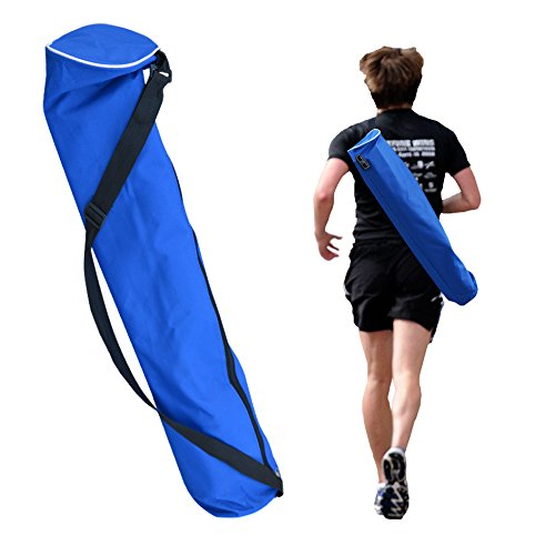 BenefitUSA 20' L Portable 3-IN-1 Volleyball Tennis Badminton Training Net Set Beach With Carrying Bag