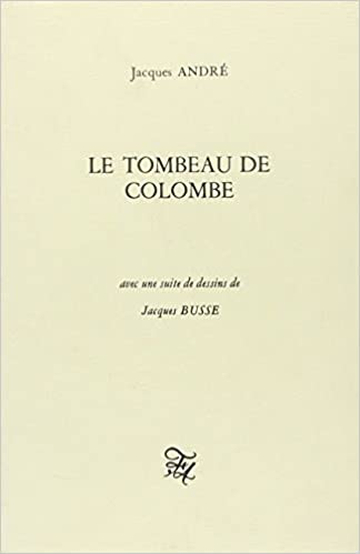 Livre Tombeau de Colombe pdf ebook