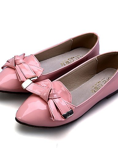 pink Bailarina Punta Rojo Cerrada Negro 5 cn42 Zapatos de mujer us9 ZQ eu41 Casual 5 10 Almendra Vestido Planos YYZ Rosa 8 Tac¨®n cn39 10 Plano Semicuero uk7 us8 eu39 5 uk6 us9 pink Puntiagudos black RyY8qFpawF