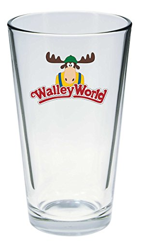 Diamond Select Toys National Lampoon's Vacation: Marty Moose Reelware Pint Glass (Marty Moose)