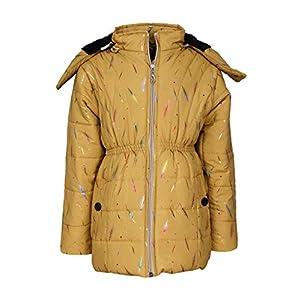 Come in Kids Girls Winter Wears Full Sleeve Jacket.(Size:- 3-4 Years, 4-5 Years, 5-6 Years, 6-7 Years).