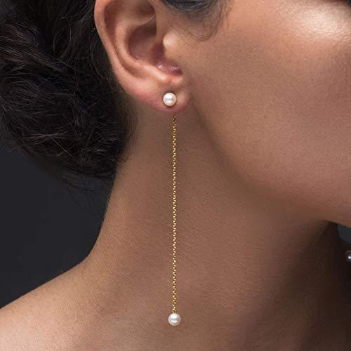 f8f70df610c3 Pendientes de perlas de regalo