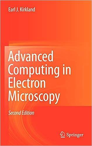 Amazon com: Advanced Computing in Electron Microscopy (9781441965325