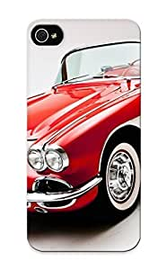 20a31862191 1960 Chevrolet Corvee C1 Retro Supercar Supercars Muscle Protective Case Cover Skin/iphone 5/5s Case Cover Appearance