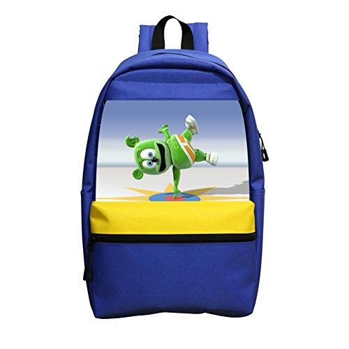 Gum Bear - Custom The Gum-my Bear Children School Bags Back Pack School Kid's Backpacks