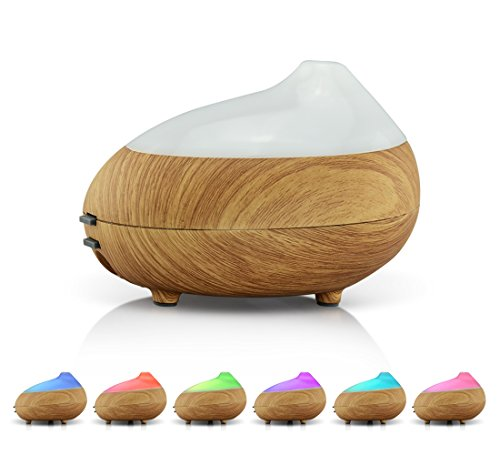 security-100ml-aroma-essential-oil-diffuser-wood-grain-ultrasonic-cool-mist-humidifier-with-7-led-co