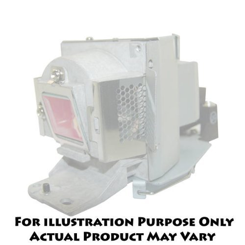 6549 Projector Lamp - GloWatt 610-328-6549 / POA-LMP102 Projector Replacement Lamp With Housing for Sanyo Projectors