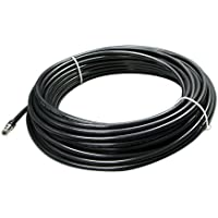 zBoost YX031-100 RG-11 Coaxial Extension Cable with Female Connectors, 100 Feet