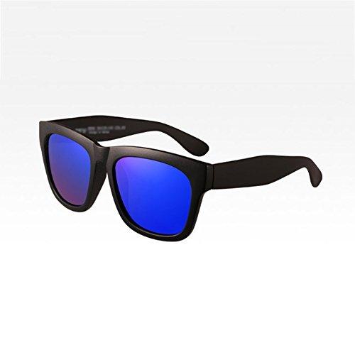 De Gafas Cómodo Y De Gafas Elegante Sol 3 Montura Grande Retro De Polarizadas Gafas Sol YQ Color 1 QY wOZBgX6q1v