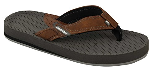 Cobian Boy's ARV II Jr. Sandal - Chestnut - Youth 6