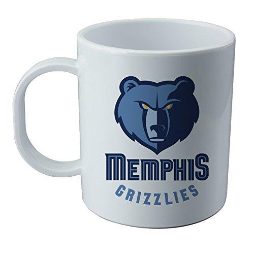 Tazza y adesivo dell' Memphis Grizzlies - NBA Wallp