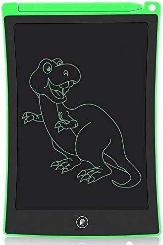 LKJASDHL タブレットLCD創造的なLED電子子供の落書きスマート電子黒板10インチタブレットライティングタブレットグラフィックタブレット (色 : Green)