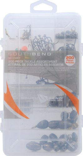 South Bend Tackle Assortment 200 Piece product image