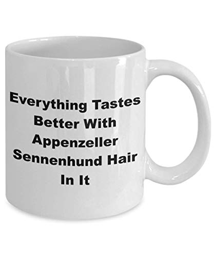 Funny Appenzeller Sennenhund Mug - Coffee Cup Ideas Dog Mom Dad Owners - Everything Tastes 2