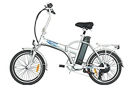 swemo 20 zoll alu klapp e bike pedelec sw100 neu hervorragendes bike. Black Bedroom Furniture Sets. Home Design Ideas