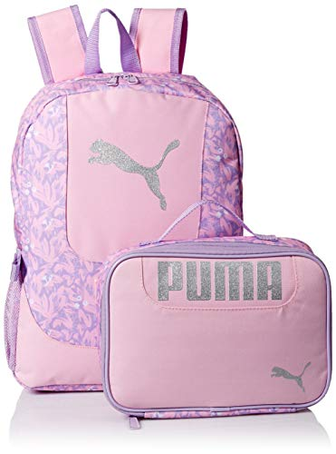PUMA Girls Lunch Backpack Purple product image