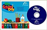 My School Day Enhanced CD-ROM Educational Classroom Social Skills Ages 6-12