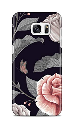 Shengshou Mobile Back Cover for Samsung Galaxy S7 Edge Pattern ABC487M37264