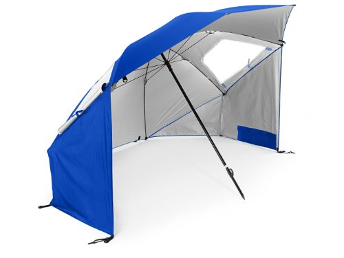 Super Brella Beach Umbrella (Blue)