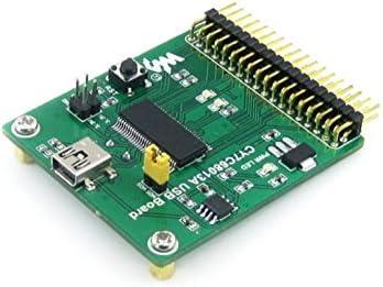 1pcs lot Development Board Embedded 8051 Microcontroller USB Communication Module CY7C68013A