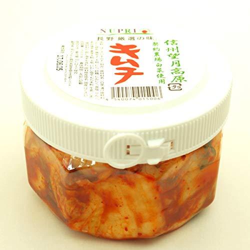 カナモト食品 無添加 信州望月高原 白菜キムチ