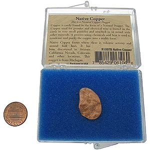 Copper Nugget (Native Copper Nugget)