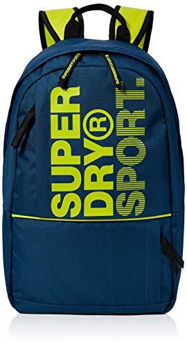 Superdry Damen Sport Backpack Rucksack, 28x15x50 cm