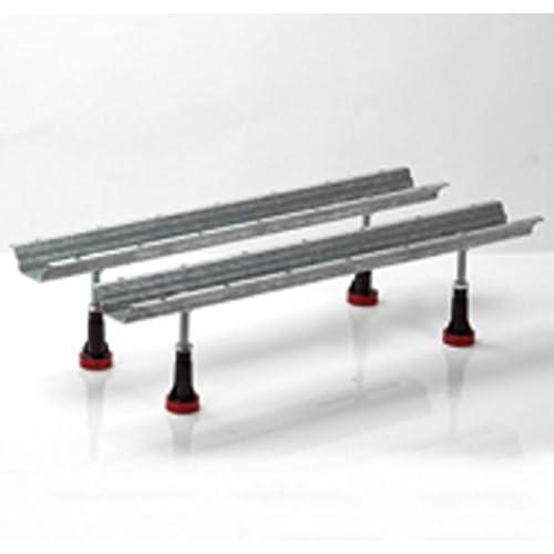 Mepa 1 structure support pour acrylwannen 100035 glaçons réutilisables à 180 cm