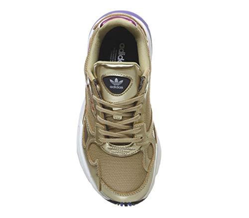 Falcon casbla Weiß Adidas dormet 000 36 Fitnessschuhe Eu dormet Damen Gold W OxvwqA5