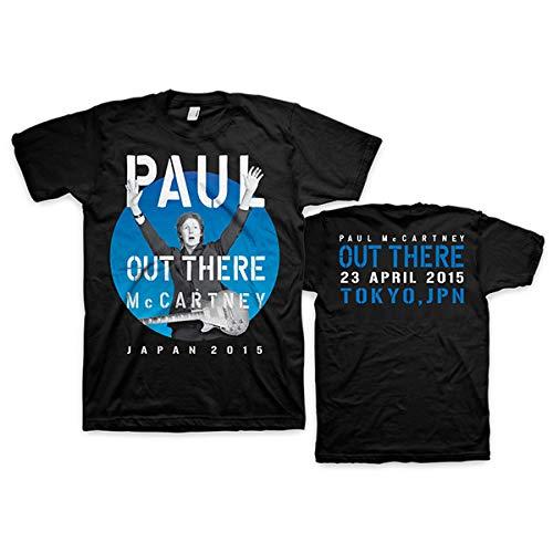 Paul Mccartney ポール マッカートニー 2015 4 23 東京ドーム公演 1日目来日ツアー 限定 Tシャツ Mサイズの商品画像