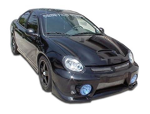 2003-2005 Dodge Neon Duraflex Evo 5 Front Bumper Cover - 1 Piece - Evo 5 Duraflex Body