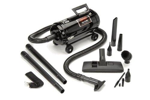 Metro Vac N Blo Portable Vacuum with 4 Wheel Dolly by Metro