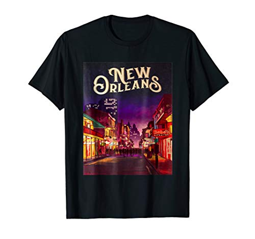 New Orleans French Quarter Shirt