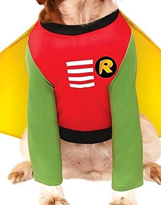 Rubie's DC Comics Robin Pet Costume