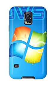 Fashion GFqikus3817gBJeI Case Cover For Galaxy S5(djxotaku Anime Cartoon Vista Window)