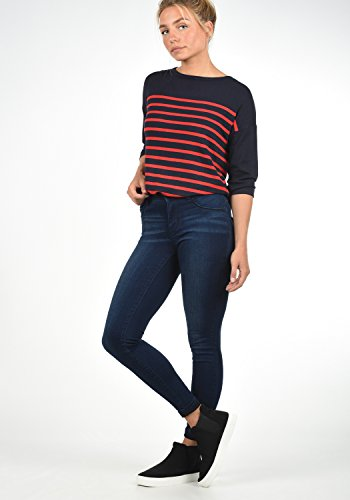 Taglia nbsp; Pantaloni dark Donna Feli fit Yong Jacqueline De nbsp; Jeans Da Colore Blue xs nbsp; Denim By Denim Elasticizzato L30 Only Skinny AFRxnwqf