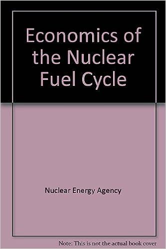 Téléchargez des livres électroniques gratuits pdf The Economics of the Nuclear Fuel Cycle PDF iBook PDB