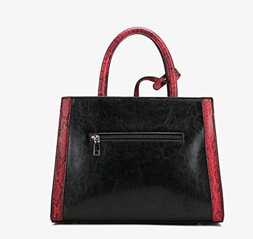 À Simple Bag Sac Gris Black Messenger Bandoulière Meaeo Sac Nouveau Boston Bandoulière À wq001I