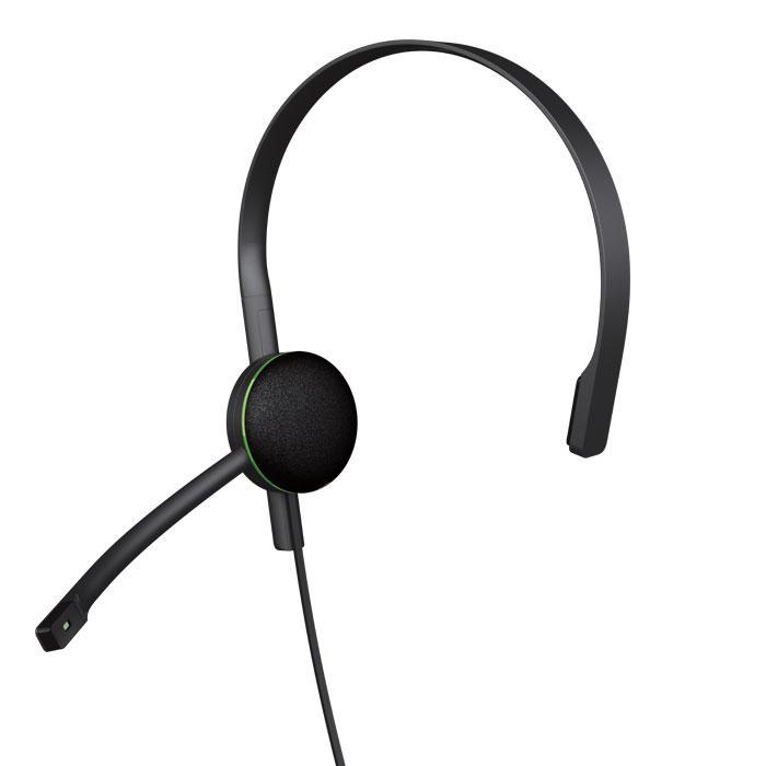 Microsoft - Chat Headset: Auricular + Micro (Xbox One