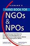 Handbook for NGO's and NPO's
