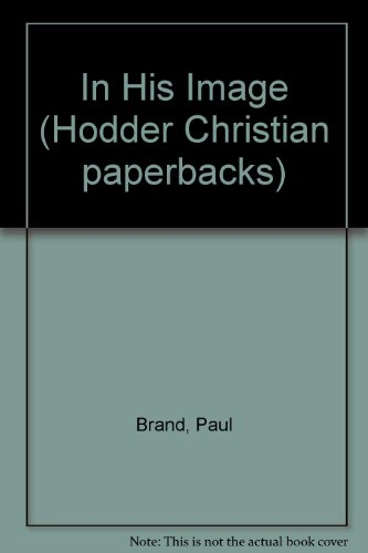 In His Image (Hodder Christian paperbacks)