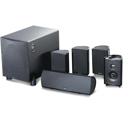 Definitive Technology Pro Cin 800 BK System Black