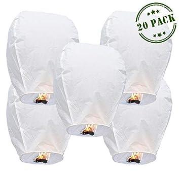Amazon.com: Luma Lanterns - Farol para velas de papel ...