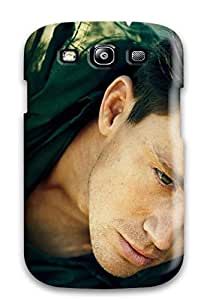 New Style 8865943K87046972 New Channing Tatum Tpu Case Cover, Anti-scratch Phone Case For Galaxy S3