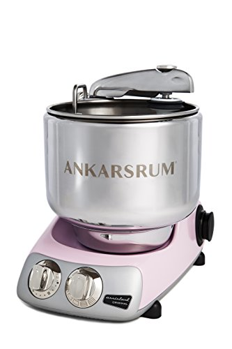 Ankarsrum Original AKM 6220 Pearl Pink Stand Mixer