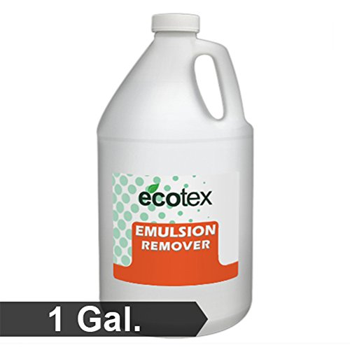 Ecotex EMULSION REMOVER - Industrial Screen Printing Emulsion Remover (1 Gallon)