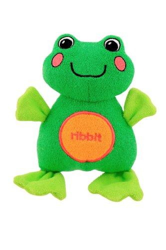 Sassy Cuddly Bath Pal, Frog