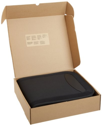 AmazonBasics Nylon CD/DVD Wallet (128 Capacity)