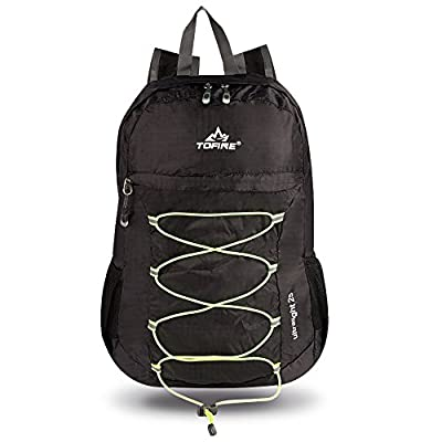 Gonex Packable Travel Backpack,Outdoor Light Daypack 25L for Hiking,Runing,Camping